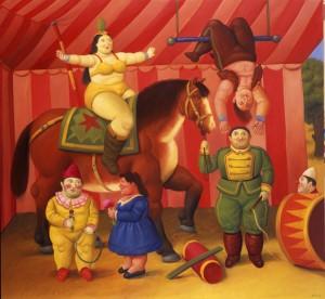 botero-il-circo
