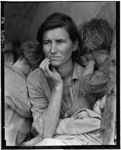Dorothea-Lange-Migrant-Mother-1936